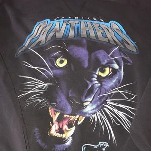 Vintage 1993 Carolina Panther Sweatshirt